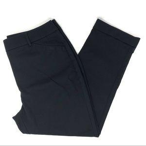Chico's So Slimming Black Crop Pants